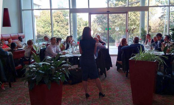 European XP Society meeting Vienna 28th September 2016 EADV