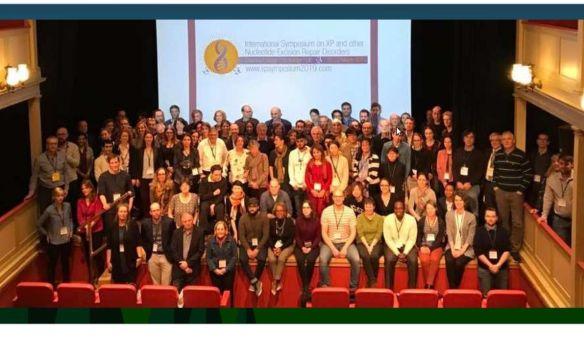 En marzo tuvo lugar en Cambridge, el simposio internacional de Xeroderma Pigmentoso y otras alteraciones en la reparación del ADN.