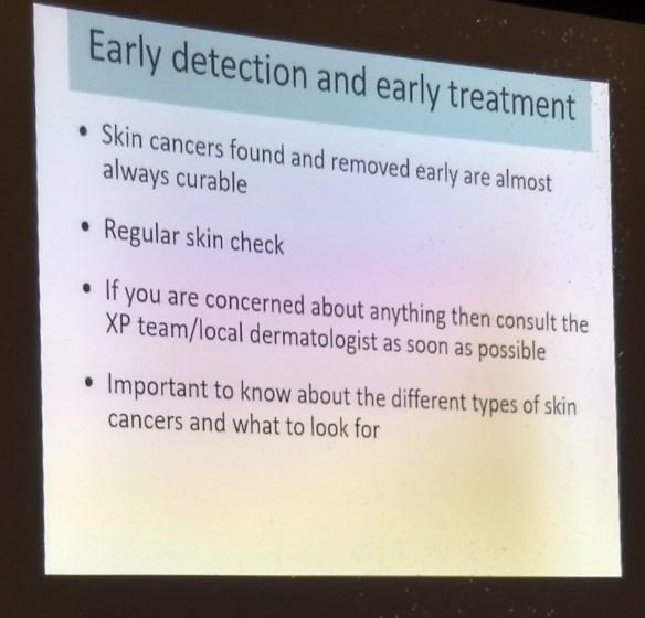 Detección y tratamiento tempranos (explicación a continuación)