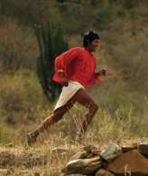 Tarahumara Running in Huaraches