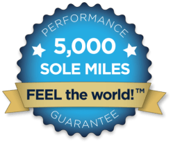 5000 Mile Sole Warranty
