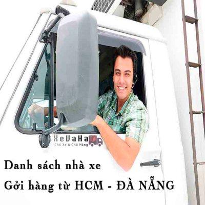 nhà xe gửi hàng từ HCM về Đà Nẵng