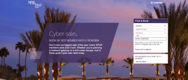 SPG Cyber Sale