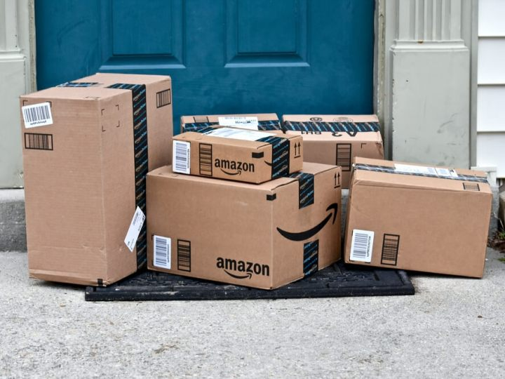Large Amazon home delivery