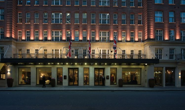 The Mayfair Hotel London