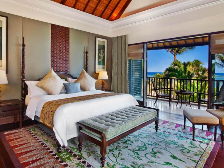 Master Bedroom at St Regis Bali