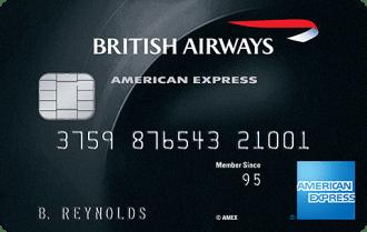 British Airways American Express Premium Plus card
