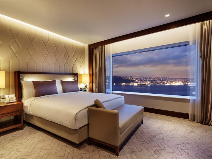 Suite at the Conrad Istanbul