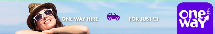 Europcar £1 rentals 2
