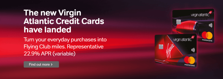 New VS credit card from Virgin Money
