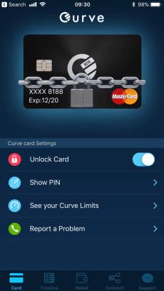 Curve security features (1)