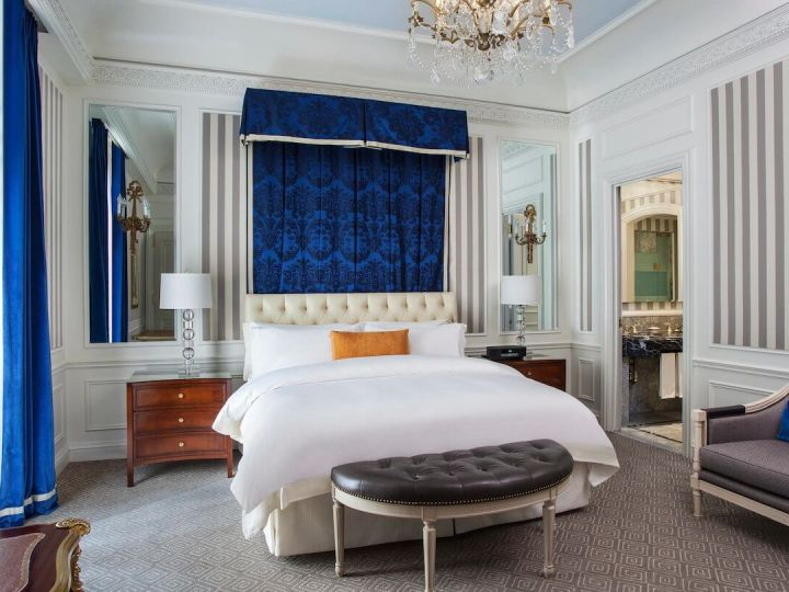 St Regis New York Superior Room