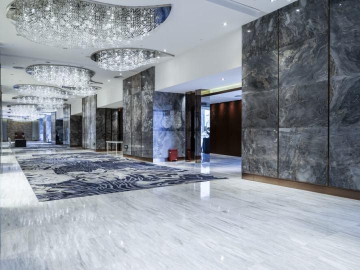 Luxury hotel lobby area - misc image