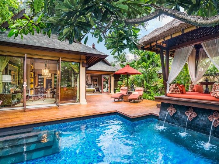 Gardenia Villa St Regis Bali