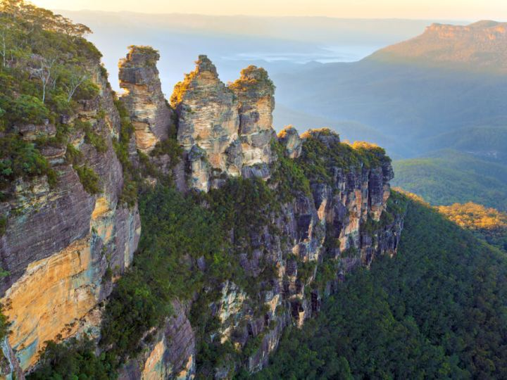 The Three Sisters, NSW, Australia