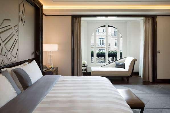 Peninsula Paris Rooftop Garden Suite