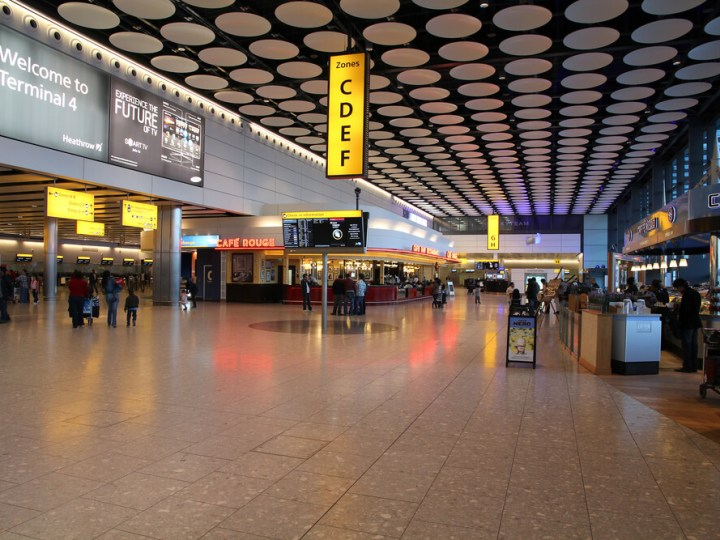 Heathrow Airport Terminal 4