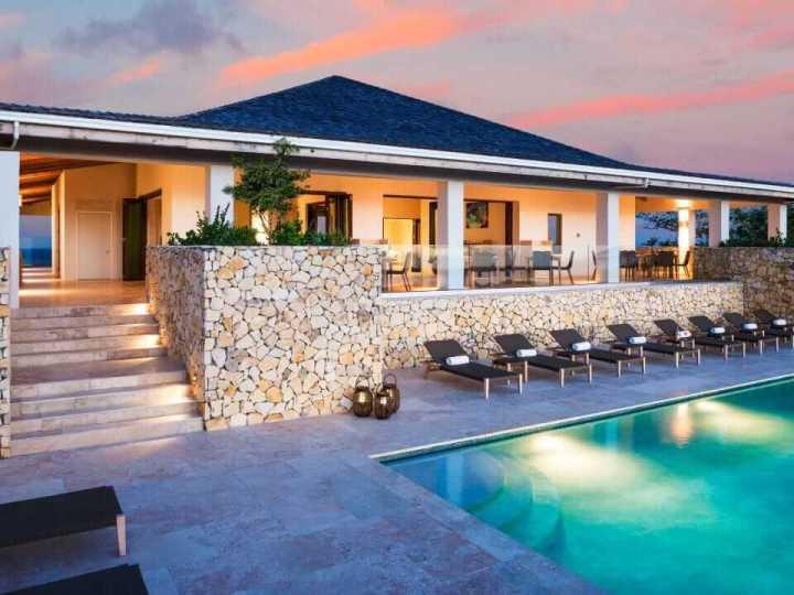 Sailrock Resort Great House-Restaurant-Infinity-Pool