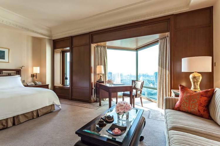 The Peninsula Bangkok - Deluxe Room (1)