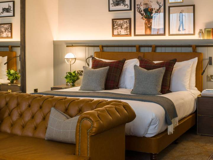Kimpton Edinburgh - Junior Suite