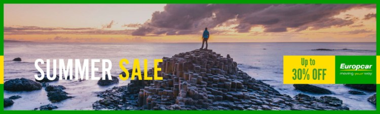 Europcar Summer Sale 19
