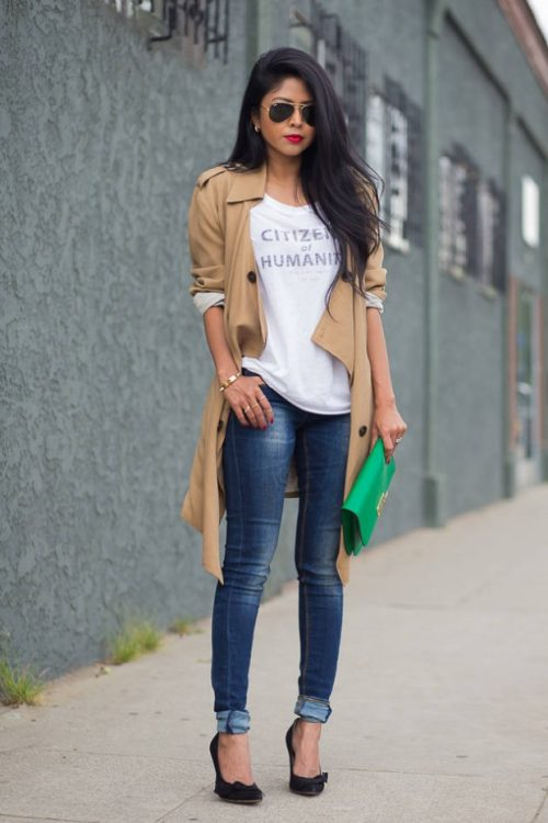 How to wear casual