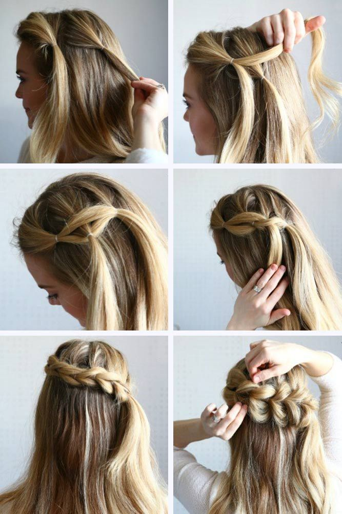 20 Braided Hairstyles for Long Hair The Most Popular in ...