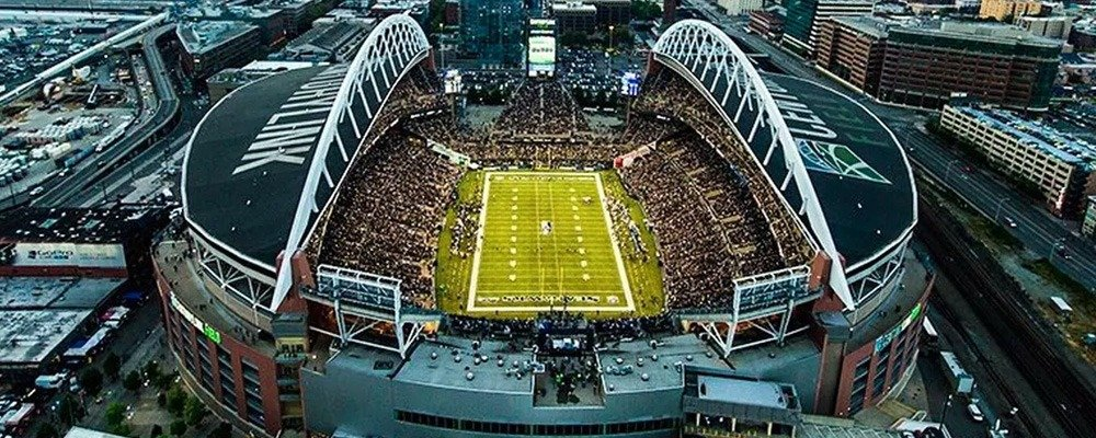 CenturyLink Stadium - Seattle Dragons