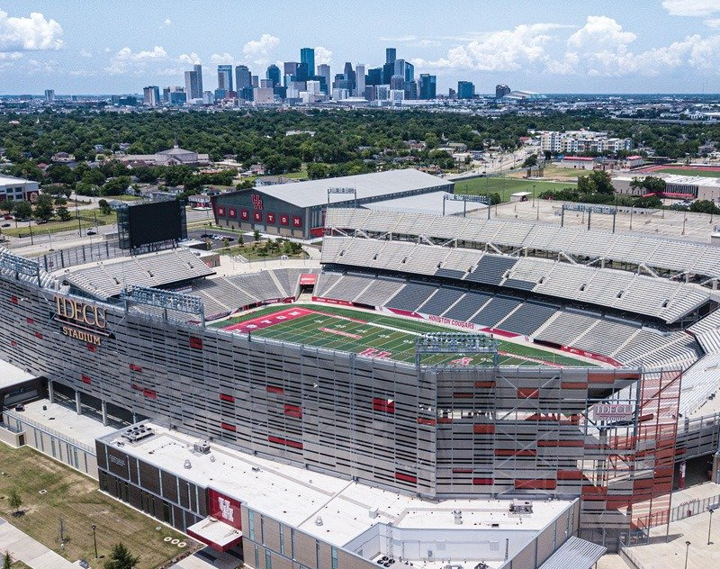 TDECU Stadium Officially Named Home of First XFL Championship Game