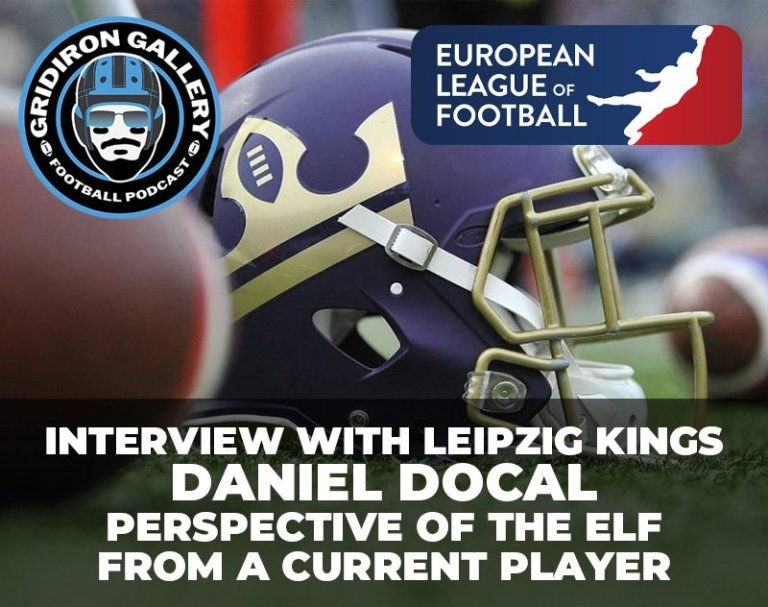 An Interview with Leipzig Kings Defensive Back Daniel Docal   Gridiron Gallery