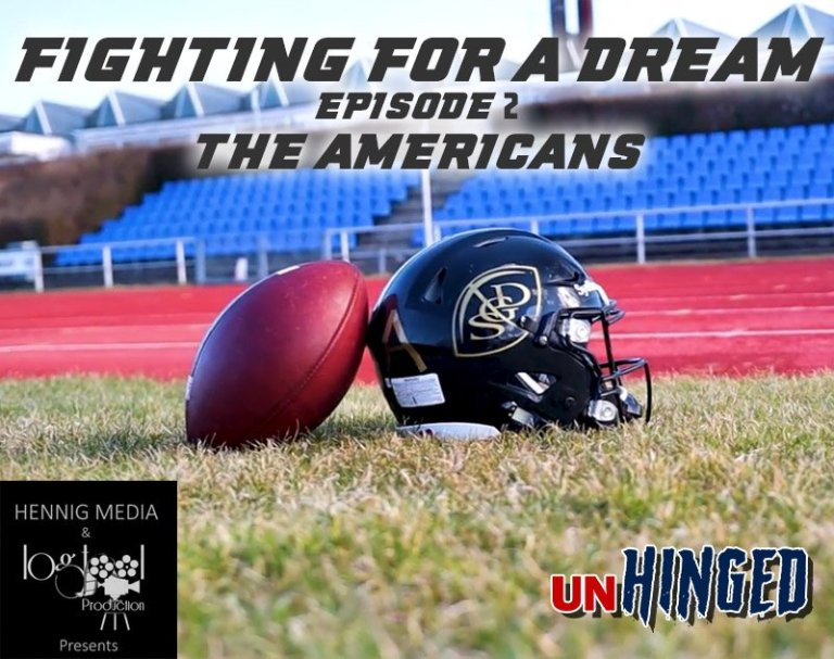 Fighting for a Dream Episode 2: The Americans