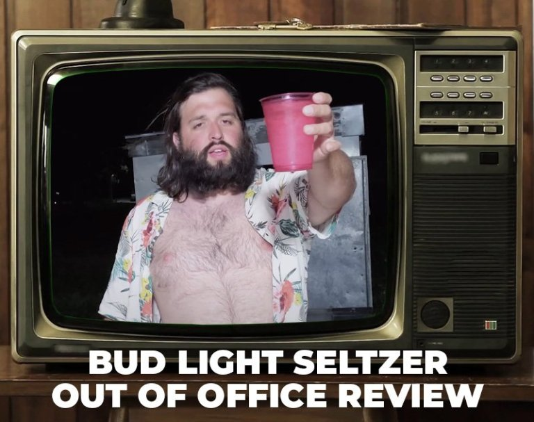 XFL Jim: Bud Light Seltzer Out of Office Review