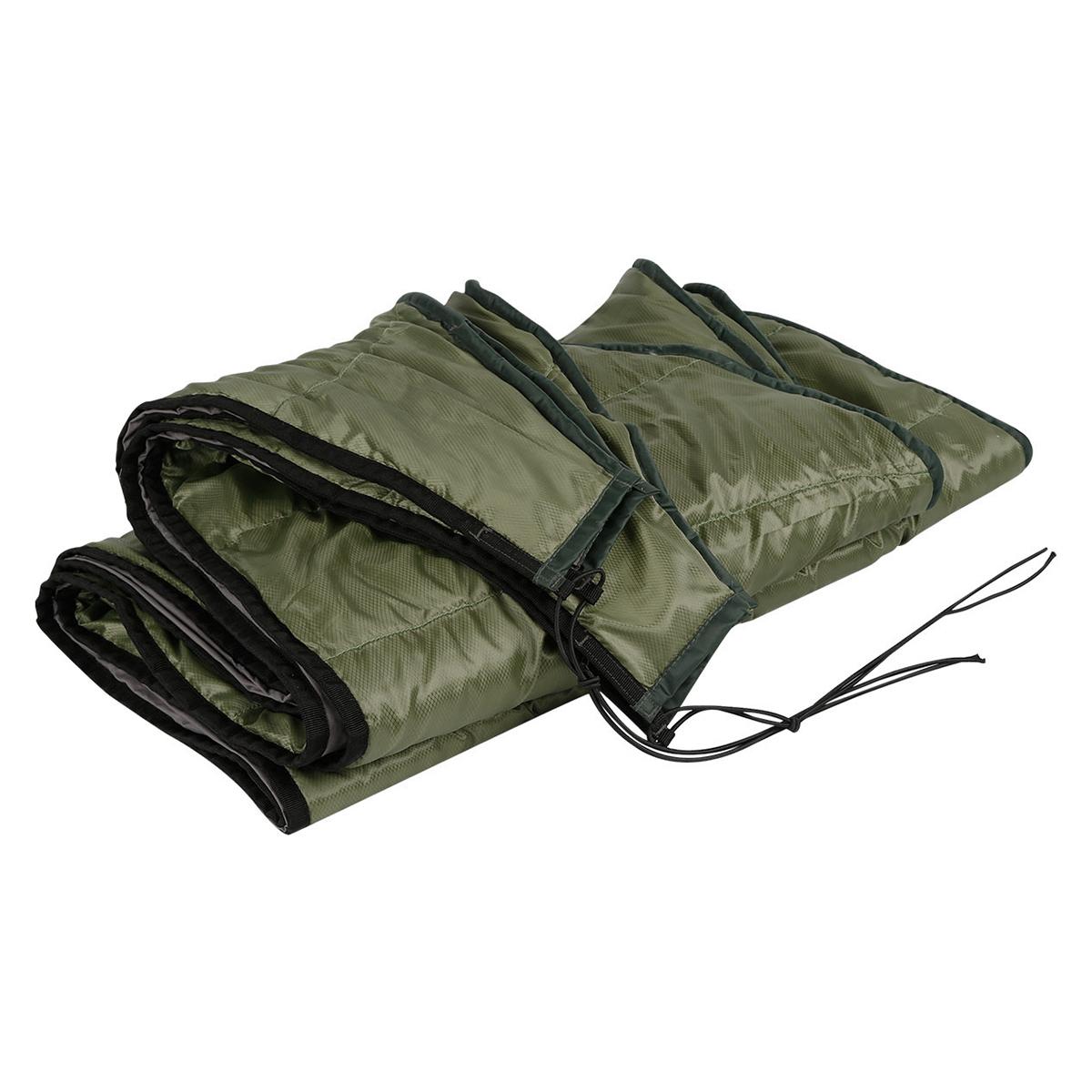 New Length Hammock Underquilt Ultralight Camping Hiking