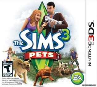 Portada-Descargar-Rom-3DS-CIA-The-Sims-3-Pets-EUR-3DS-Multi-Espanol-Gatewa3ds-Gateway-Ultra-Sky3ds-Emunad-Mega-xgamersx.com
