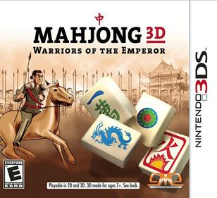 Portada-Descargar-Roms-3DS-Mega-CIA-Mahjong-3D-Warriors-of-the-Emperor-EUR-3DS-Multi4-Espanol-Gateway3ds-Sky3ds-CIA-Emunad-xgamersx.com