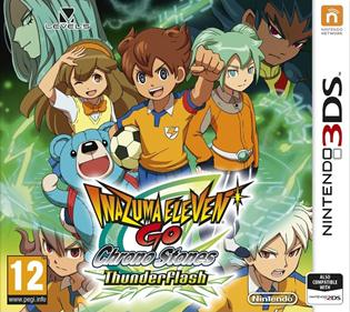 Portada-Descargar-Rom-3DS-Mega-Inazuma-Eleven-GO-Chrono-Stones-Thunderflash-EUR-3DS-Multi-Espanol-Gateway3ds-Sky3ds-Emunad-xgamersx.com