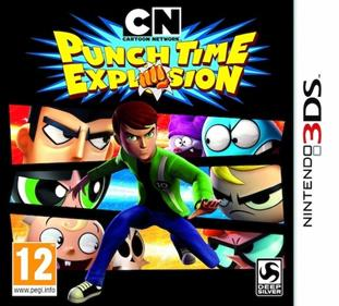 Portada-Descargar-Roms-3DS-Mega-Cartoon-Network-Punch-Time-Explosion-EUR-3DS-Multi5-Espanol-Gateway3ds-Sky3ds-Emunad-CIA-xgamersx.com