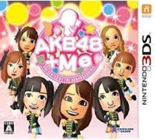 Portada-Descargar-Roms-3ds-Mega-AKB48-Plus-Me-JPN-3DS-Gateway3ds-Sky3ds-Emunad-CIA-Mega-xgamersx.com