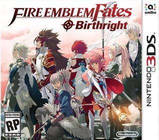 Portada-Descargar-Roms-3DS-Mega-Fire-Emblem-Fates-Birthright-USA-3DS-Gateway3ds-Sky3ds-Emunad-CIA-Mega-xgamersx.com