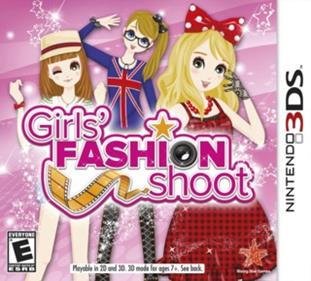 Portada-Descargar-Roms-3DS-Mega-Girls-Fashion-Shoot-EUR-3DS-Multi2-Gateway3ds-Sky3ds-Emunad-CIA-Mega-xgamersx.com