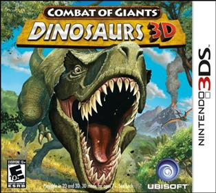 Portada-Descargar-Roms-3ds-Mega-Combat-of-Giants-Dinosaurs-3D-EUR-3DS-Multi9-Espanol-Gateway3ds-Sky3ds-CIA-Emunad-Mega-xgamersx.com