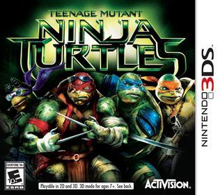 Portda-descargar-Rom-3DS-Mega-Teenage-Mutant-Ninja-Turtles-USA-3DS-Multi2-GATEWAY3DS-GATEWAY-Sky3ds-Mega-xgamersx.com