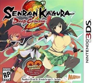 Portada-Descargar-Roms-3DS-Mega-Senran-Kagura-2-Deep-Crimson-USA-3DS-Gateway3ds-Sky3ds-Emunad-CIA-xgamersx.com