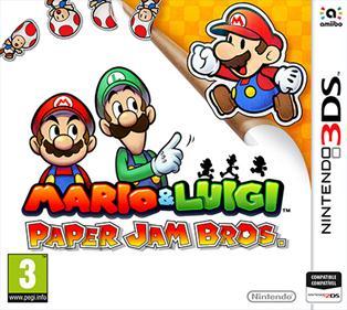 Portada-Descargar-Roms-3DS-Mega-Mario-Luigi-Paper-Jam-Bros-EUR-3DS-Multi-Espanol-Gateway3ds-Sky3ds-Emunad-CIA-xgamersx.com