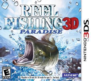 Portada-Descargar-Roms-3DS-Mega-Reel-Fishing-3D-Paradise-USA-3DS-Gateway3ds-Sky3ds-CIA-Emunad-xgamersx.com