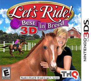 Portada-Descargar-Roms-3DS-Mega-CIA-Lets-Ride-Best-in-Breed-3D-USA-3DS-Gateway3ds-Sky3ds-Emunad-CIA-xgamersx.com