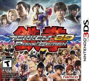 Portada-Descargar-Roms-3DS-Mega-CIA-Tekken-3D-Prime-Edition-EUR-3DS-Multi-Español-Gateway3ds-Sky3ds-Emunad-CIA-Mega-xgamersx.com