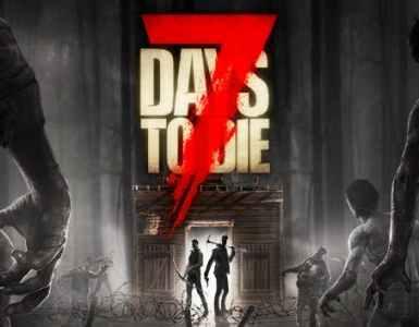 7 days to die server hsoting