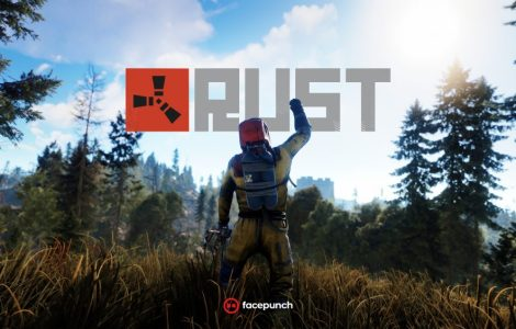 rust game server hosting