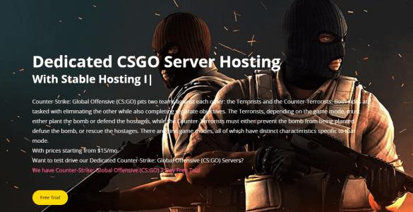 csgo server token